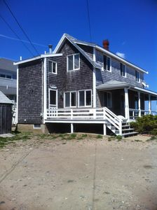 Photo for Humarock - Direct Beach Front - 5 Bedrooms