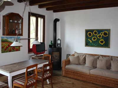 Photo for Upscale cottage near Lake Garda (Bardolinio / Caprino) in a romantic location