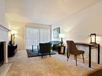 Photo for Experience the Universal Studios neighborhood, premium 1 bedroom apartment