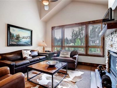 Photo for Large condo great for families, outdoor pool, on-call shuttle, hiking near by