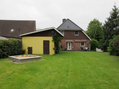 Photo for 1BR Apartment Vacation Rental in Otterndorf