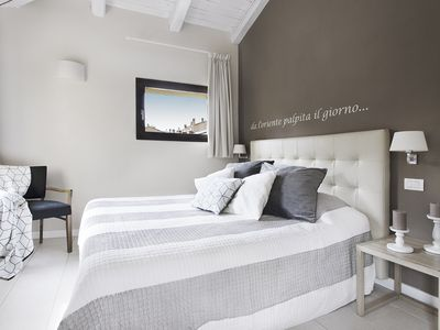 Photo for Mattino Alpestre, Apartment of 105 sqm with PRIVATE TERRACE sorrounded by green