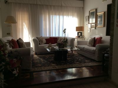 Photo for Leoclò - Apartment with sea view in Terracina