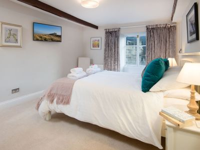 Photo for Apartment Castle Retreat in Alnwick - 2 persons, 1 bedrooms
