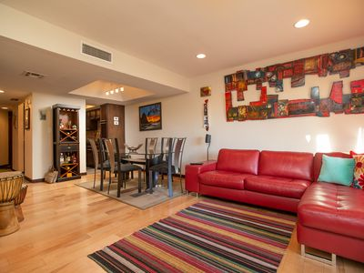 Photo for Beautiful Bohemian Style Townhome in Old Town Scottsdale