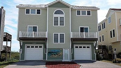 Photo for Ronny Bahama - An Oceanfront Single Family Home In North Topsail Beach, NC