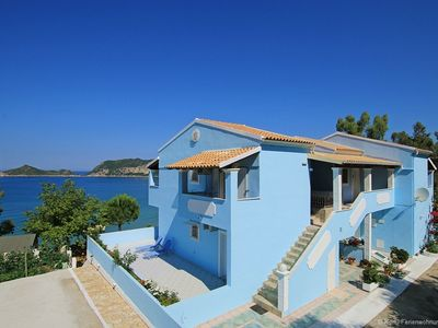 Photo for 2BR Apartment Vacation Rental in Agios Georgios Pagi, Korfu/Kerkyra