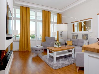Photo for 3-room apartment no. 3 - Villa Pia Marie
