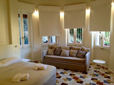 Photo for Amazing premium room for up to 4 people