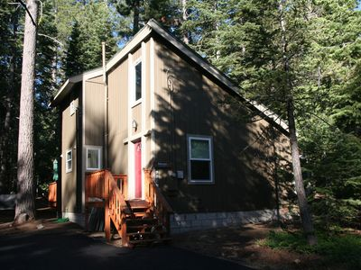 Photo for Chamberlands Tahoe Getaway with Beach Access