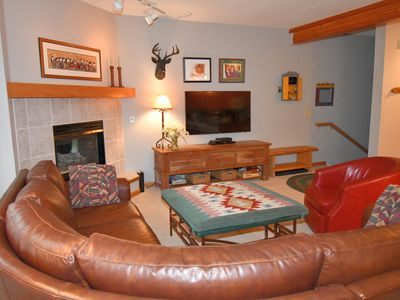 Photo for True Ski-In & Out- Chair Across the Street  / Spacious Condo / Weekly Discount