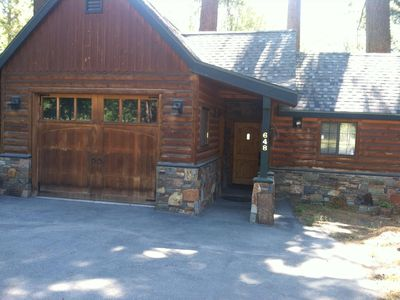 Photo for Tahoe's most romantic cabin & best kept secret for loving couples & families!