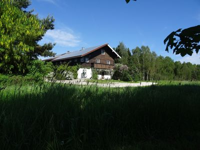 Photo for Remote Holiday House Damberg in Idyllic Countryside with Garden; Parking & Wi-Fi Available