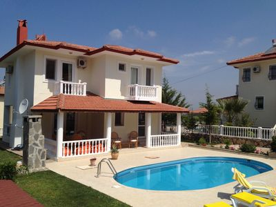 Photo for Mountain View  B 3 bed Private Villa Ovacik