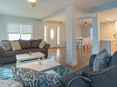 Photo for BRAND NEW BEACH BLOCK FULLY RENOVATED CONDO - PERFECT LOCATION BETWEEN PIERS