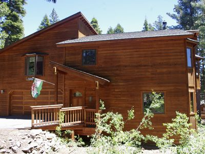 Photo for Exceptional No.Lake Tahoe Retreat/Charney Chalet/ Hot Tub/Dogs OK/NEW VIDEO!