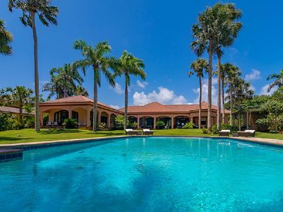 Photo for Upscale Beachfront 4 Bedroom Villa in Oceanfront Gated Community. Great Service!
