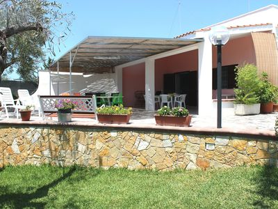 Photo for INDEPENDENT VILLA WITH POOL-WI-FI-AIR CONDITIONED C / O MALDIVES OF SALENTO
