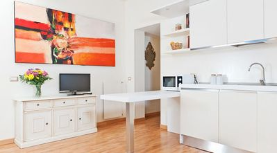 Photo for Beautiful, comfy apt free WI-FI, near Piazza Navona and Campo d.Fi