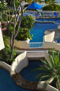 Photo for Two-floor Villa at renowned St. James's Club Resort