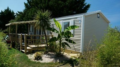 Photo for Camping Le Saint-Hubert **** - Mobil Home 3 Rooms 6 People