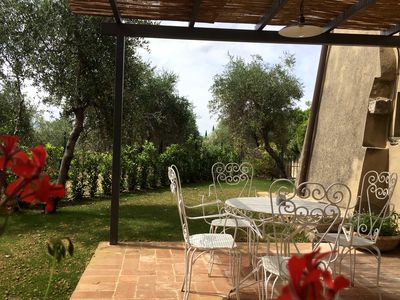 Photo for SPECIAL OFFER! Indipendent house with private garden in a wonderful Tuscan spot