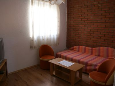 Photo for Apartment for 4-5 persons - air conditioning, satellite TV and Internet