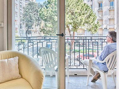 Photo for Le Trésor de Caffarelli-Nice:  2 bedroom apartment close to beach and shops