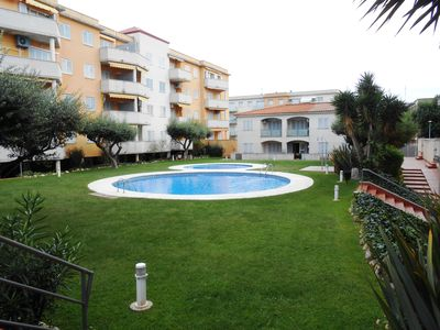 Photo for 138. SOL MILLET. Ground floor with direct access to the pool.