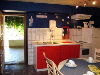 Photo for 3 bedroom Villa, sleeps 11 in Punat with Air Con and WiFi