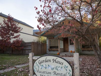 Photo for Quaint Renovated Cottage In Downtown Leavenworth