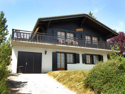 Photo for Vacation home Beke in Nendaz - 6 persons, 3 bedrooms