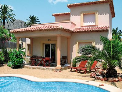 Photo for Vacation home Casa Benicadim  in Denia - Beniarbeig, Costa Blanca - 6 persons, 3 bedrooms