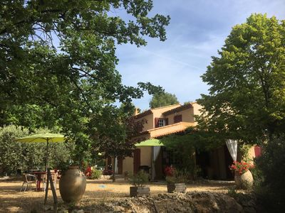 Photo for House in Tourtour in one of the most beautiful villages in France