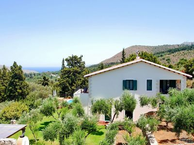 Photo for Vryses Villa, Sleeps 9 with Pool and Air Con
