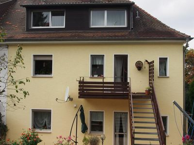 Photo for House on the mountain - apartment / apartment, shower, toilet, 2 bedrooms