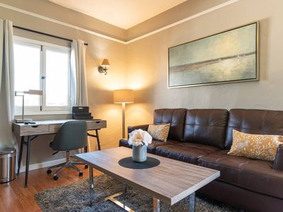 Photo for Stylish Apt close to Old Town and Rose Bowl