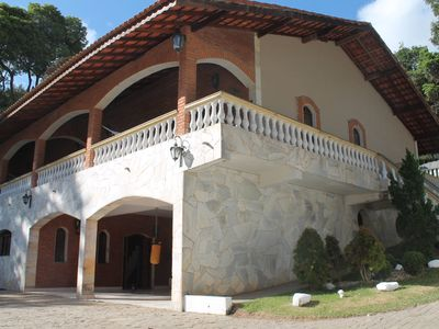 Photo for 1BR House Vacation Rental in MAIRINQUE, SP