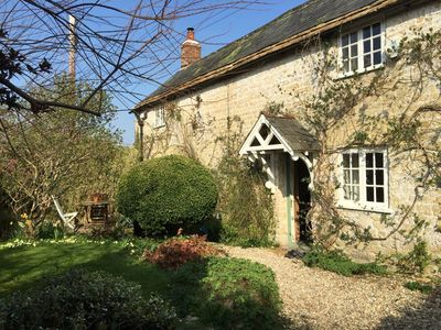 Photo for Listed Cottage in rural West Dorset