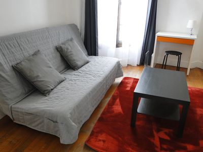 Photo for Nice clear and calm two-room apartment