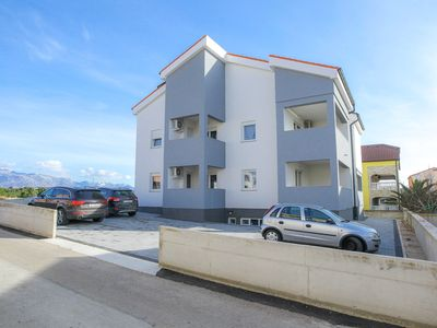Photo for Two-bedroom Apartment with Balcony and Pool View