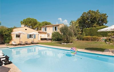 Photo for 5 bedroom accommodation in St. Cézaire sur Siagne