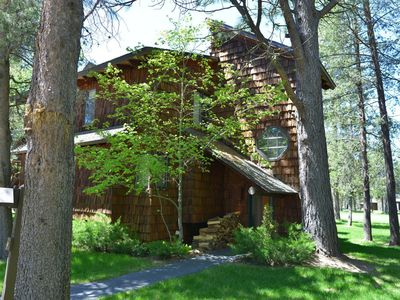 Photo for 24 Wildflower: 2 BR / 2 BA condo in Sunriver, Sleeps 6