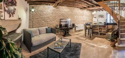 Photo for Charming cottage in the heart of Burgundy climates
