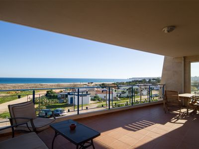 Photo for Luxury 2 bedroom beach front apartment, Mira Baia