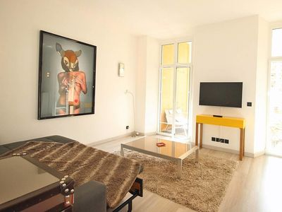 Photo for Modern apartment in the heart of Cannes
