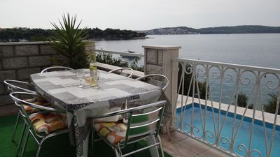 Photo for Apartment Marija  A3(6+2)  - Trogir, Riviera Trogir, Croatia