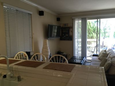Photo for 650 Sq. Ft. Studio with Large Patio, Fully Furnished Executive Suite