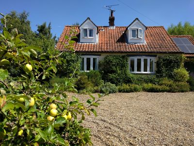 Photo for Peaceful Detached Cottage 15 Minute Walk to Sea