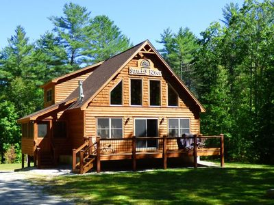 Beautiful Ski Chalet, Minutes to Downtown Bethel and Sunday River